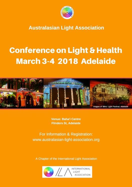 ALA Adelaide 2018 Poster